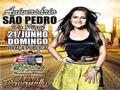 Festejo de São Pedro do Piauí: Confira programação.