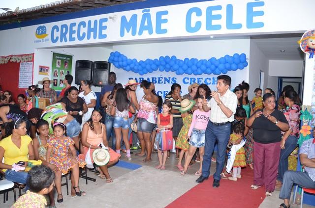Pre-Escola Mãe Celé Celebra Bodas de Prata - Imagem 33