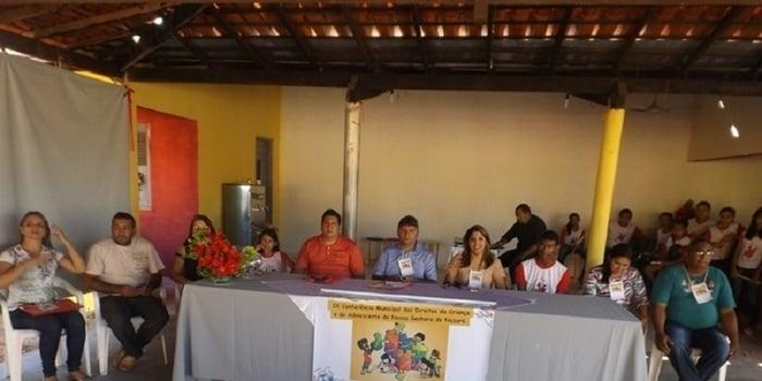 Prefeito Zé Henrique participa da IX Conferência dos Direitos da criança e do Adolescente
