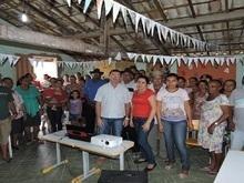 S. T. T. R e Pedro II realiza convênios com as associações de moradores de comunidades rurais