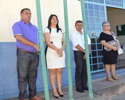Solenidade Cívica abre oficialmente o aniversário da cidade de Brasileira