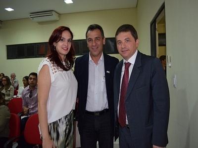 Prefeito Gilberto Júnior participou da Caravana Jovem Advocacia da OAB-PI