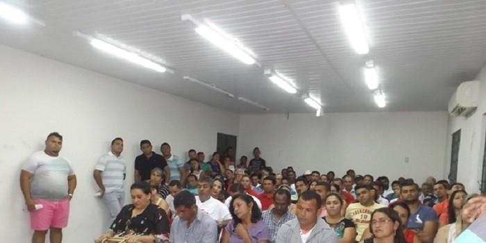 PCdoB de Nossa Senhora de Nazaré reúne militância e Correligionários