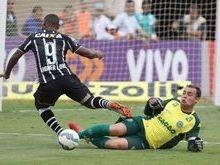 Corinthians fica no zero com o ameaçado Goiás