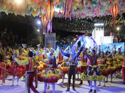 XI FESTIVAL CULTURAL DOS COCAIS encerra com público recorde e deixa saudades, que venha 2016