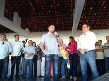 Lukano Sá filia-se ao Partido Progressista em grande evento