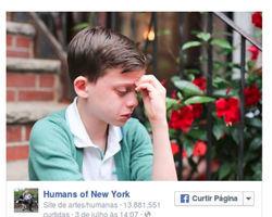Garoto gay faz post emocionado e gera comoção coletiva no Facebook