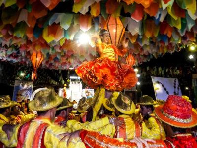 Luar do Sertão de Esperantina é campeão 2015 do XI Festival Cultural dos Cocais
