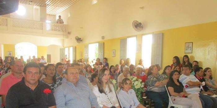 Missa em ação de graças aos 61 anos de emancipação política de São Félix