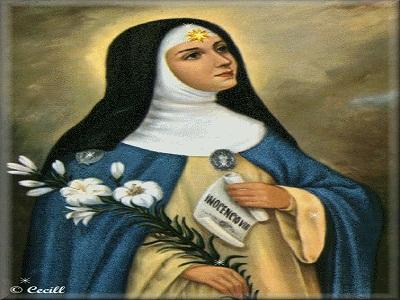 Floriano festeja Santa Beatriz no Mosteiro das Monjas Concepcionistas