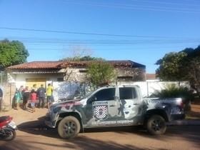 Delegacia de polícia de Ribeiro Gonçalves é incendiada