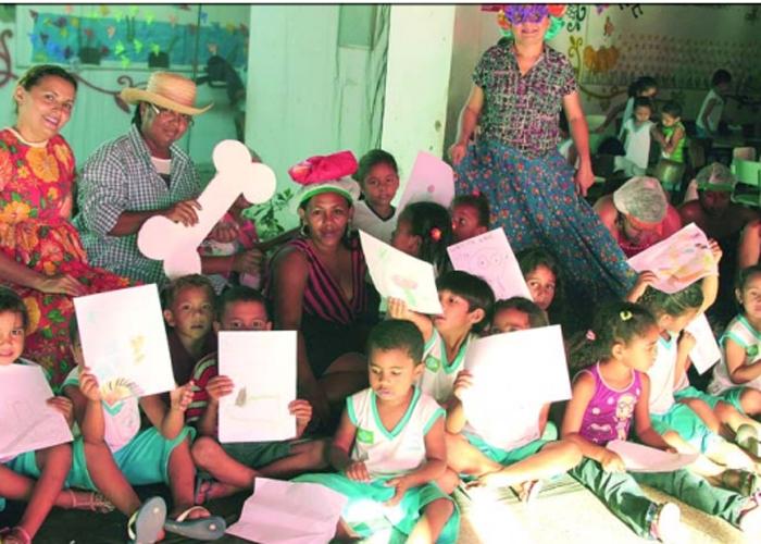 Projeto envolve escola, pais e alunos no desenvolvimento da leitura - Imagem 2