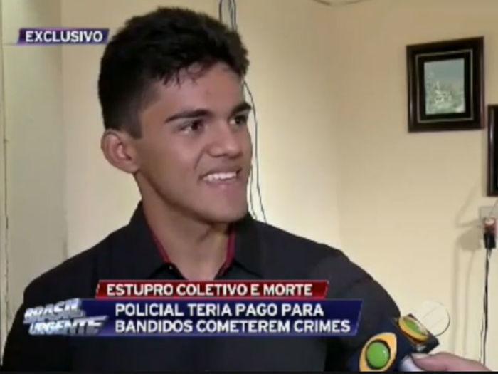 Ronaldo, filho de Elias Júnior