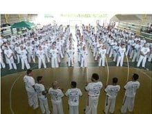 Copa Estácio Ceut de Capoeira em sua décima edição com novidades