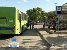 Estudantes são assaltados em ponto de ônibus na Universidade Federal do Piauí