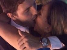 Pai de jovem que ficou com Susana Vieira comenta beijo: 'Esquisito'