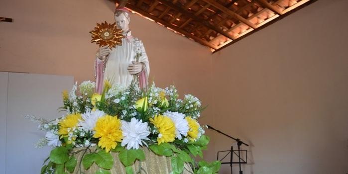 Confira o convite do Festejo de São Raimundo Nonato Comunidade Sapucaia
