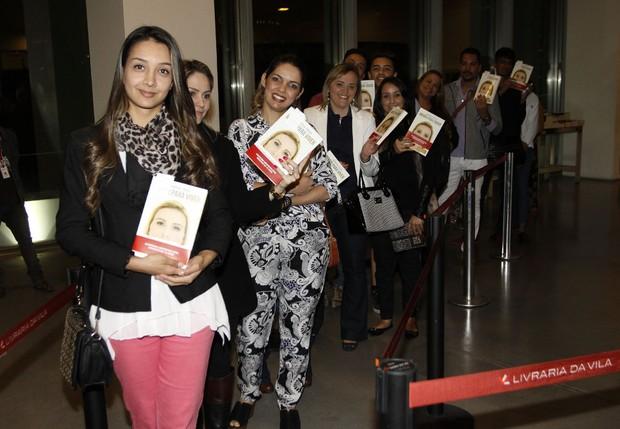 """Andressa Urach lança biografia em SP com presença de """"famosos"""" - Imagem 5"""