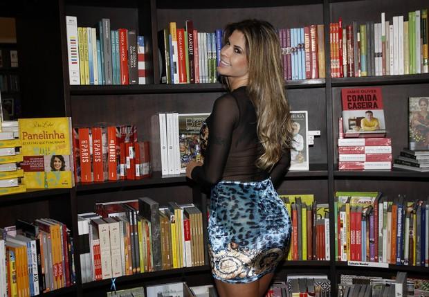 """Andressa Urach lança biografia em SP com presença de """"famosos"""" - Imagem 9"""