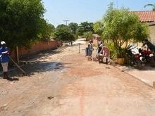 Obras de Infraestrutura são intensificadas pela Prefeitura de Capitão de Campos