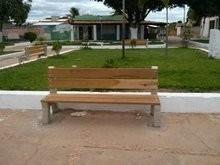 Prefeitura dá novo aspecto à Praça José Dário dos Santos para festejo do Padroeiro da cidade