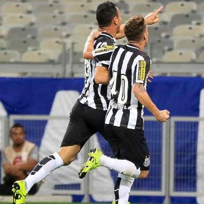 Santos vence por 1 a 0 no Mineirão e aumenta crise do Cruzeiro