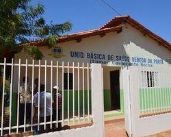 Prefeitura inaugura UBS da Vereda da Porta