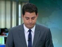 Evaristo Costa comove internautas ao se emocionar ao vivo no 'JH'