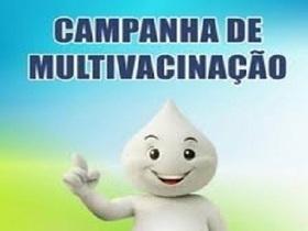 Campanha Nacional de Multivacinação iniciará nesta segunda-feira (10) em Floriano