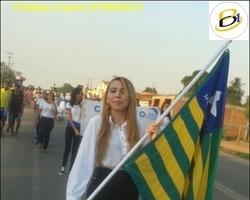 Rede Estadual realiza Desfile Cívico