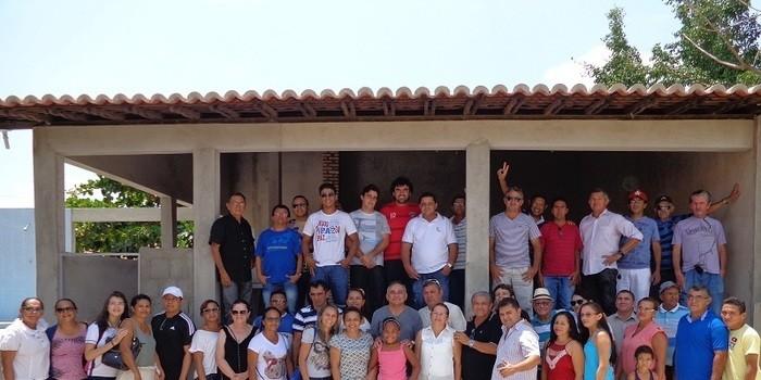 Prefeito de Buriti dos Lopes Bernildo Val reúne grupo político para tratar de eleições municipais