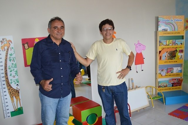 Prefeito Bernildo Val já climatizou seis escolas no município de Buriti dos Lopes