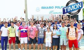 Timonense é convocado para Seleção Brasileira Infantil de Vôlei
