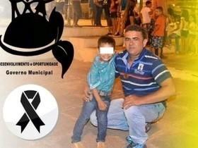 Colisão entre carro e moto deixa morto o diretor de Transportes da Prefeitura de Baixa Grande do Ribeiro
