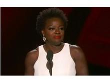 Viola Davis é a primeira negra a ganhar o prêmio de melhor atriz no Emmy
