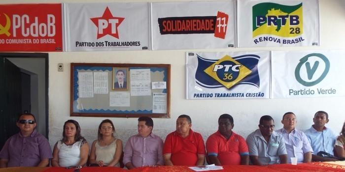 PT Realiza convenção em Cajazeiras do Piauí