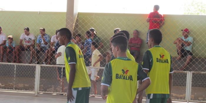 Final da Copa Norte Sub - 17 Morro do Chapéu do Piauí e Santa Quitéria do Maranhão