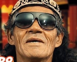 Ademir Galeno, o Kalifa do Brega, canta e encanta a mulherada do Brasil