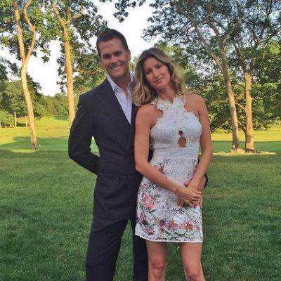 Após boatos de divórcio Gisele Bundchen se derrete pelo marido