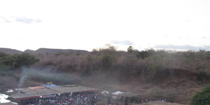 """A """"Prainha"""" do Rio Sambito virou tradição no feriado do dia 7 de Setembro"""