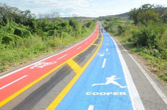 Sinalização nas vias públicas no Piauí