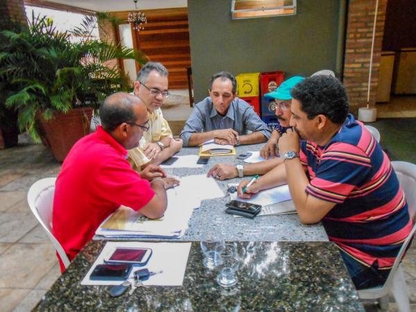 Reunião da diretoria do Piauí