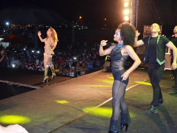 Show foi realizado em Macapá