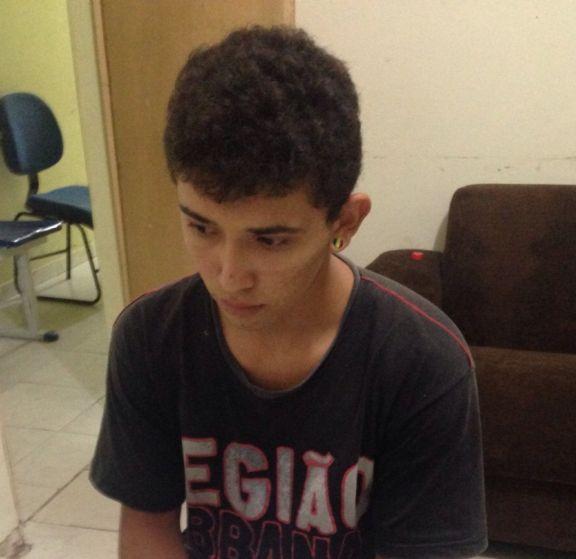 Eric de Araújo Freitas (Crédito: Reprodução)