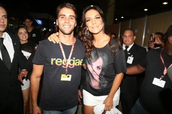 Ivete Sangalo e Daniel (Crédito: Reprodução)