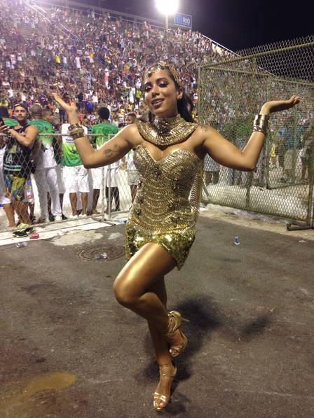 Anitta  (Crédito: Reprodução)