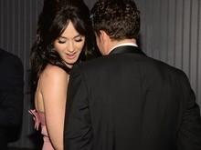 Katy Perry e Orlando Bloom são clicados em clima de romance