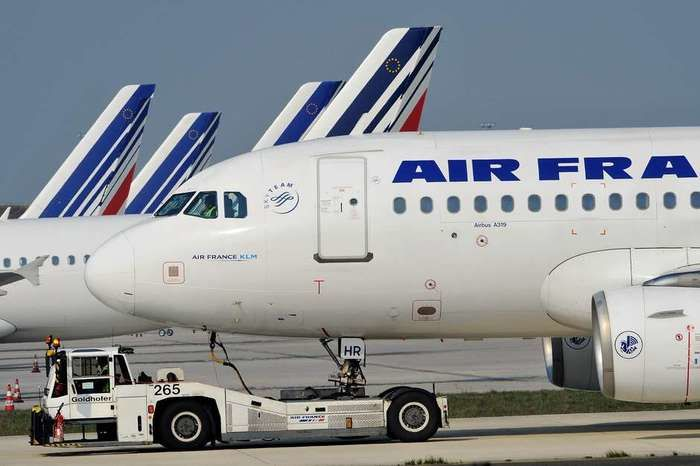 Air France (Crédito: Getty Images )