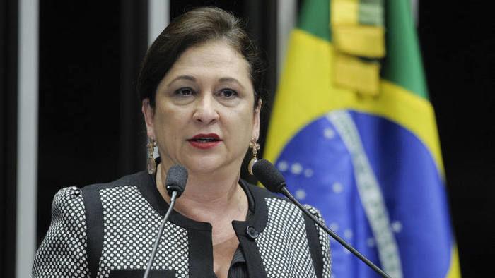 Kátia Abreu (Crédito: Reprodução)