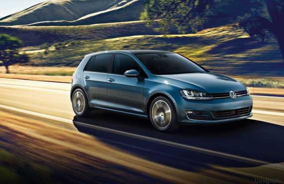 Volkswagen Golf (Crédito: Reprodução)